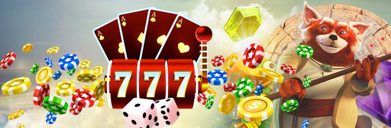 Spil hos 888 Casino