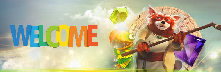888 casino Velkommen bonus
